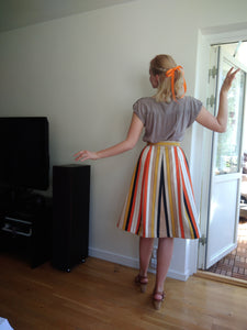 Astrid Skirt PDF Pattern - Ploen Patterns