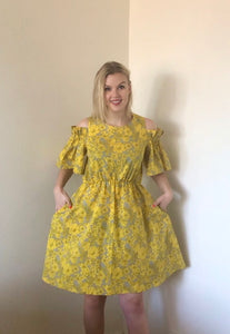 Vera dress & top PDF Pattern - Ploen Patterns