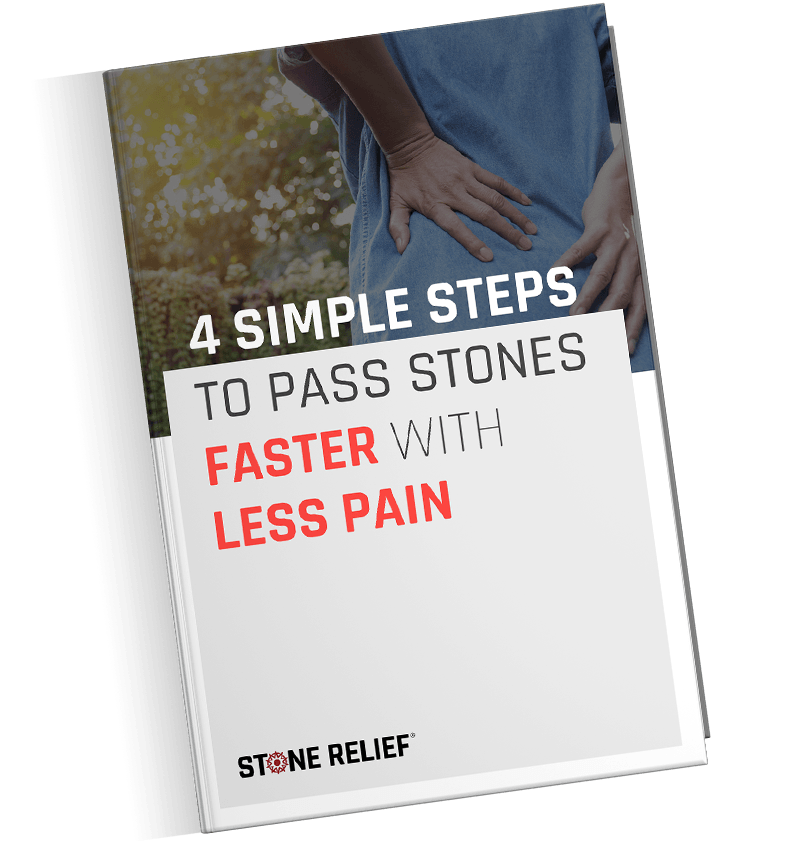 The Kidney Stone Relief E-book