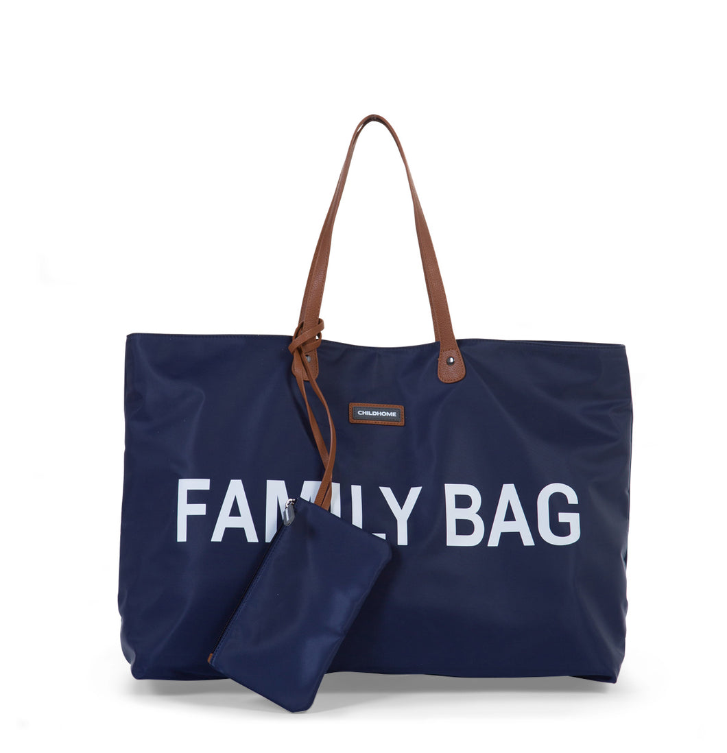 FAMILY BAG - Bleu marine