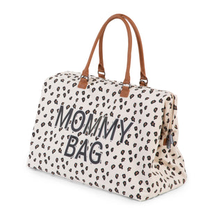 SAC MOMMY BAG - Léopard