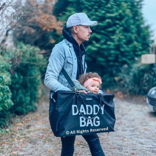 SAC DADDY BAG - Noir