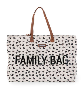 FAMILY BAG - Léopard
