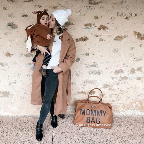 SAC MOMMY BAG - Camel