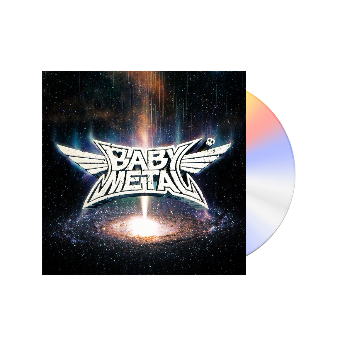 METAL GALAXY CD - BABYMETAL UK STORE
