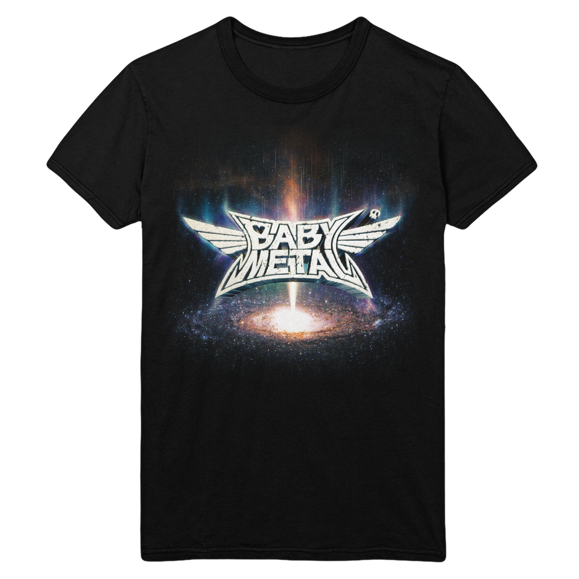 METAL GALAXY TEE - BABYMETAL UK STORE