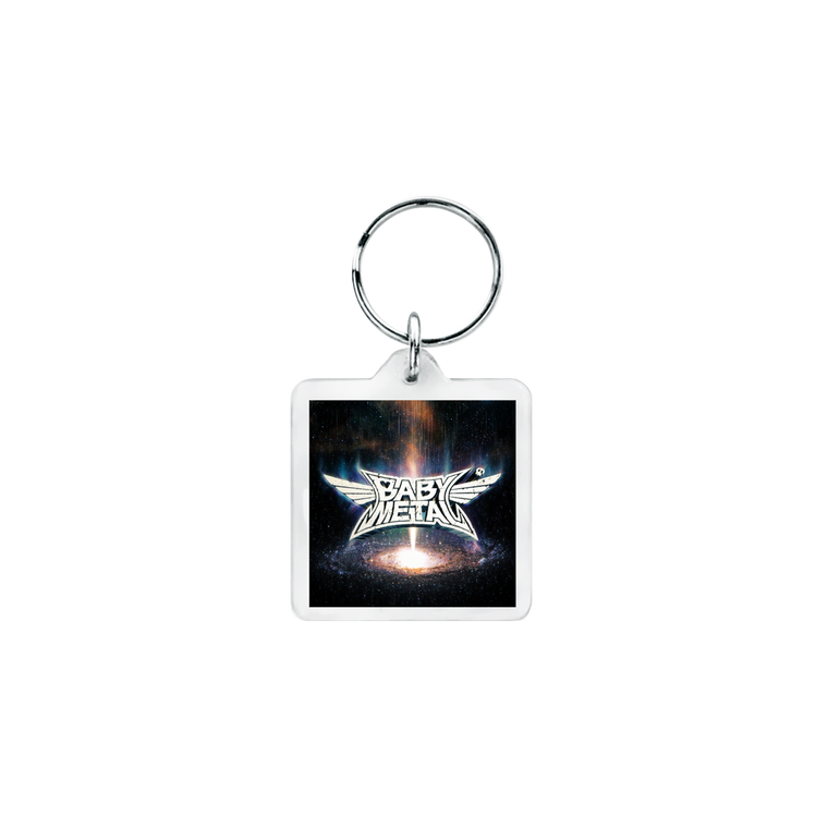 METAL GALAXY KEYCHAIN - BABYMETAL UK STORE