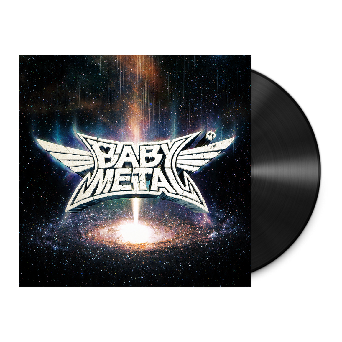 METAL GALAXY VINYL - BABYMETAL UK STORE