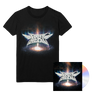 METAL GALAXY TEE + MEDIA - BABYMETAL UK STORE