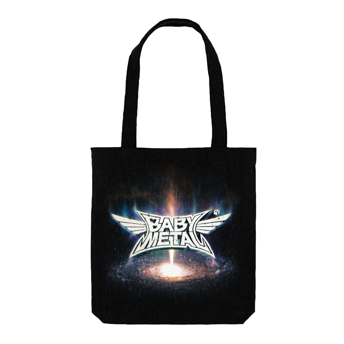 METAL GALAXY TOTE - BABYMETAL UK STORE