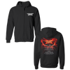 WORLD TOUR ZIP HOODIE - BABYMETAL UK STORE