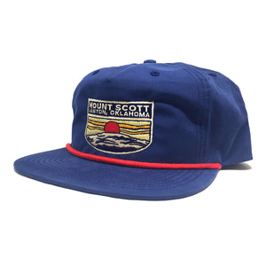 Mount Scott Hat - Navy