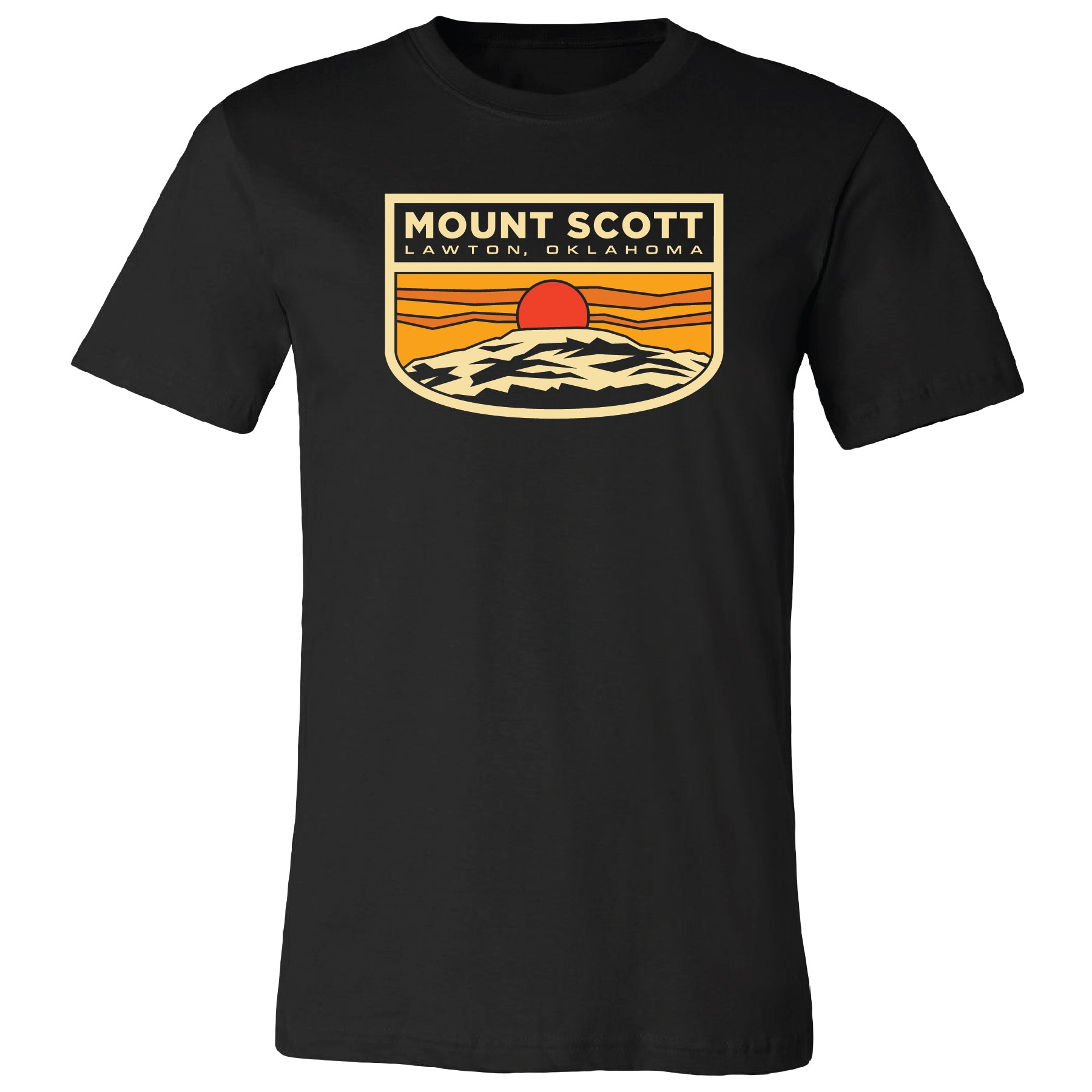 Mount Scott - Vintage Black