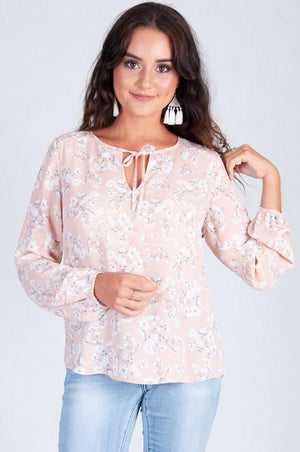 VJHT235 - MAPLE SHIRT - DUSTY PINK