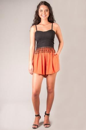 VGLH050 - GOBI SHORT - JAFFA ORANGE