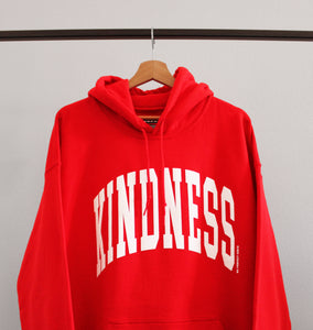 "College hoodie ""Kindness"""