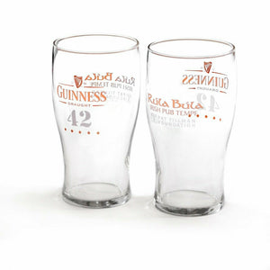 "2020 ""Pints for Pat"" Pint Glasses (Pair)"