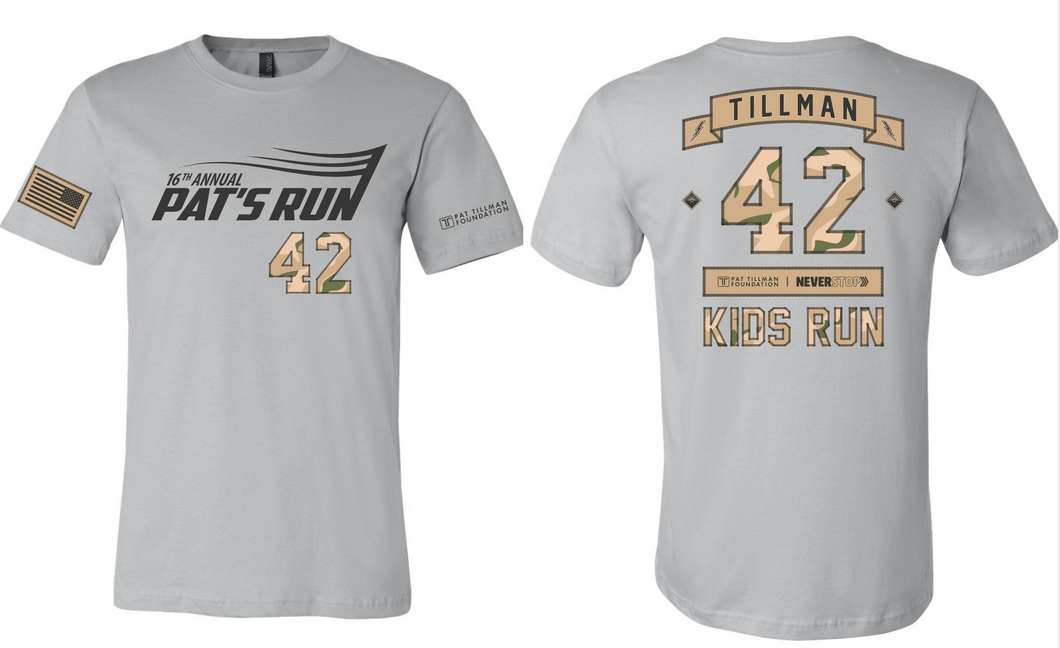2020 Kid's Run Race Shirt