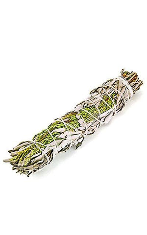 CEDAR & WHITE SAGE SMUDGE STICK