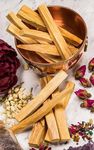 PALO SANTO WOOD INSENSE STICKS