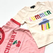 Load image into Gallery viewer, Summer Rainbow T-Shirt - Bolts & Blooms