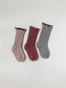 Fall Socks Collection - Bolts & Blooms