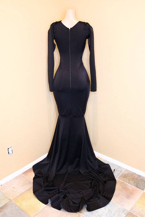 Dangerous gown (Black)