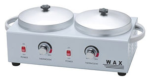 Salon Store Double Wax Warmer - Salon Store
