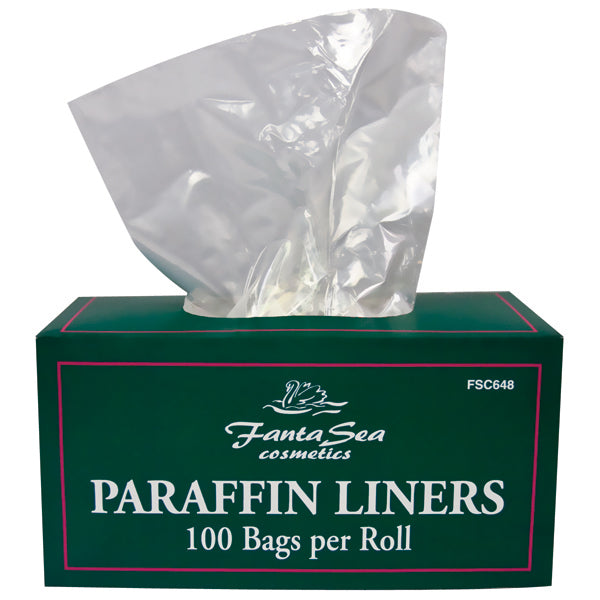 FantaSea Paraffin Liners 100CT - Salon Store