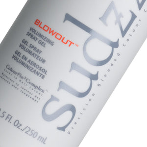 Sudzz BlowOut Volumizing Spray Gel 8.5oz - Salon Store