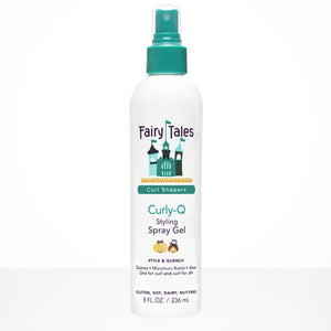 Fairy Tales Curly-Q Styling Spray Gel - Salon Store