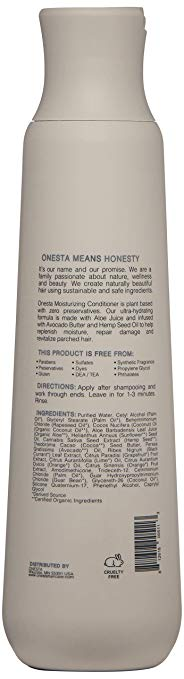 Onesta Moisturizing Conditioner 16oz - Salon Store