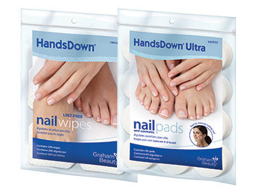 Graham Hands Down Nail Pads - Salon Store