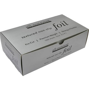All-Nutrient Textured Foil 1000ct - Salon Store