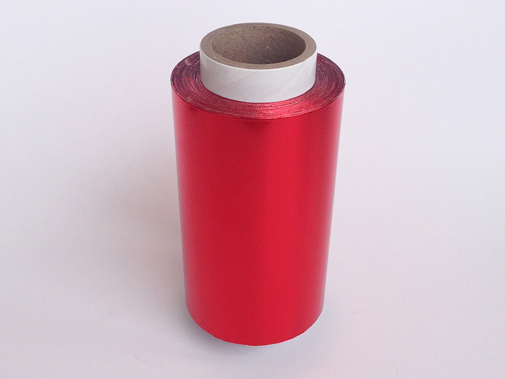 Quality Touch Color Highlighting Foil Red Roll - Salon Store