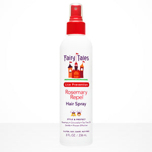 Fairy Tales Rosemary Repel Hair Spray - Salon Store