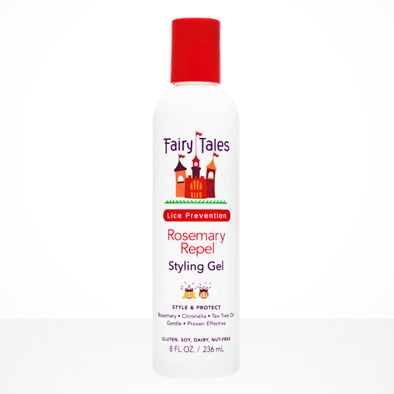 Fairy Tales Rosemary Repel Styling Gel 8oz - Salon Store