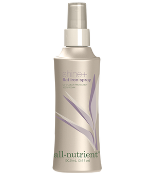 All-Nutrient Shine + Flat Iron - Salon Store