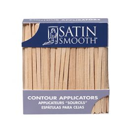 Satin Smooth Contour Applicators - Salon Store