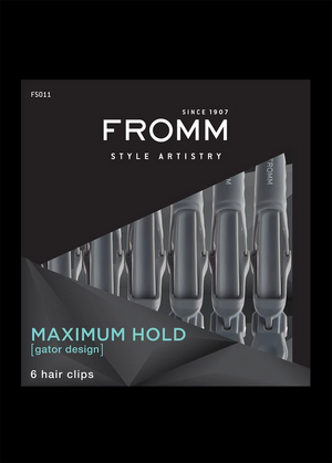 Fromm Soft Touch Gator Clips - 6CT - Salon Store