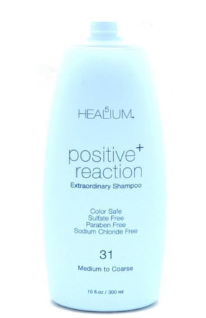 Healium Positive Reaction #31