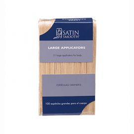 Satin Smooth Large Applicators - Salon Store