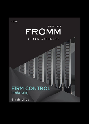 Fromm Metal Sectioning Clips - 6CT - Salon Store