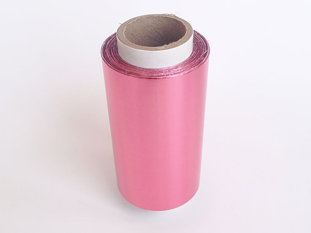 Quality Touch Color Highlighting Foil Pink Roll - Salon Store