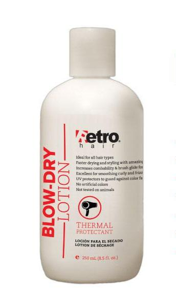 Retro Blow Dry Lotion - Salon Store