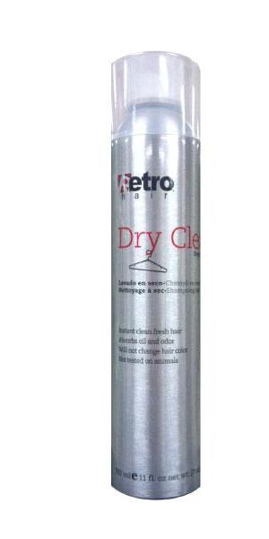 Retro Dry Clean Shampoo - Salon Store