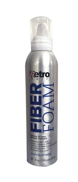Retro Fiber Foam - Salon Store