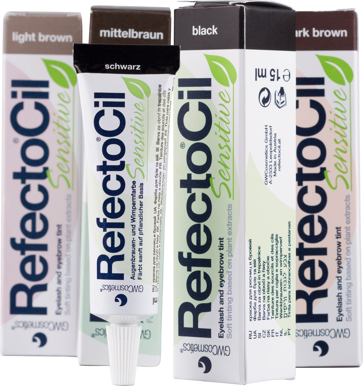 RefectoCil Sensitive Formula - Salon Store
