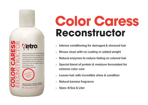 Retro Color Reconstructor - Salon Store