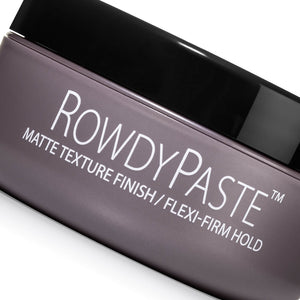Sudzz Rowdy Paste Matte Texture Finish 2oz